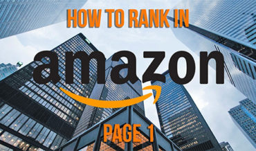Getting Your Amazon Listing to Page 1