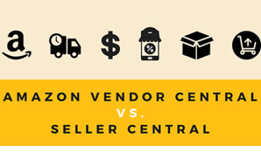 Which is better Vendorcentral or Sellercentral?